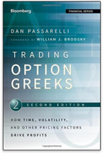 Trading option greeks