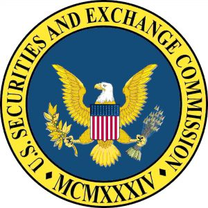 united states security and exchange commission