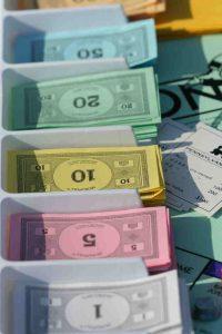 fake paper trading money