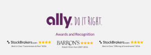 ally award winning broker