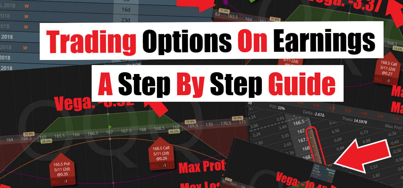 How to trade options step by step