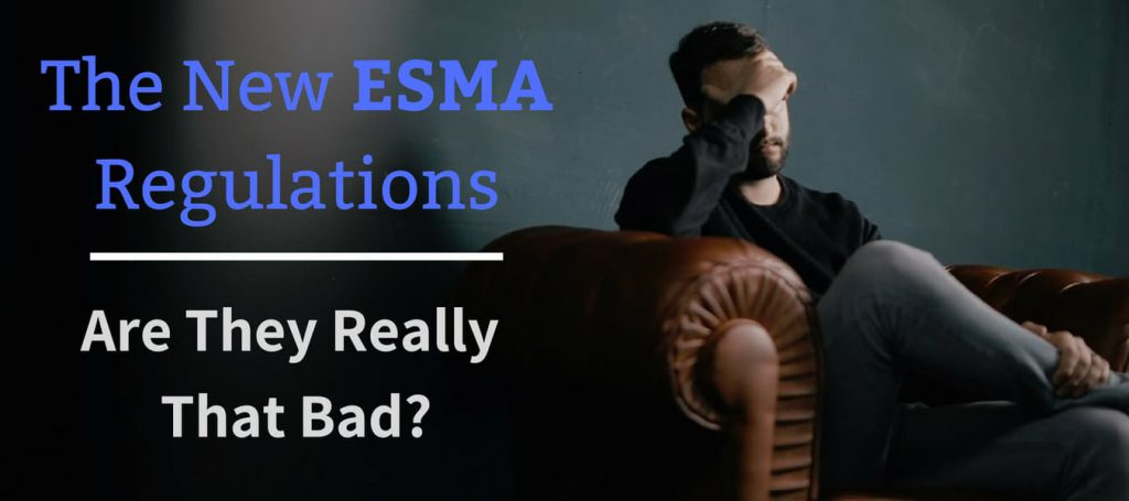 the new esma regulations