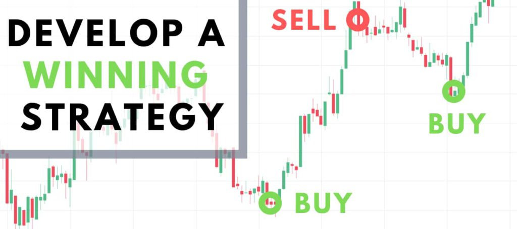 develop a winning trading strategy