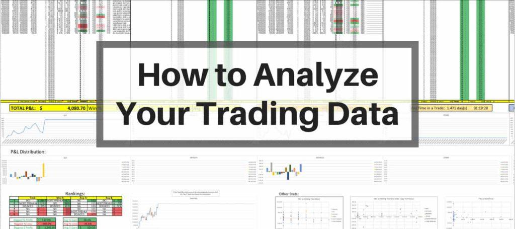 analyze your trading data