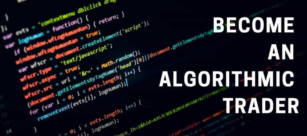how to learn algorithmic trading