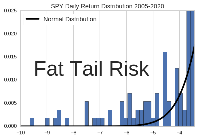 Fat Tail Risk