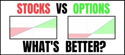 Stocks vs options